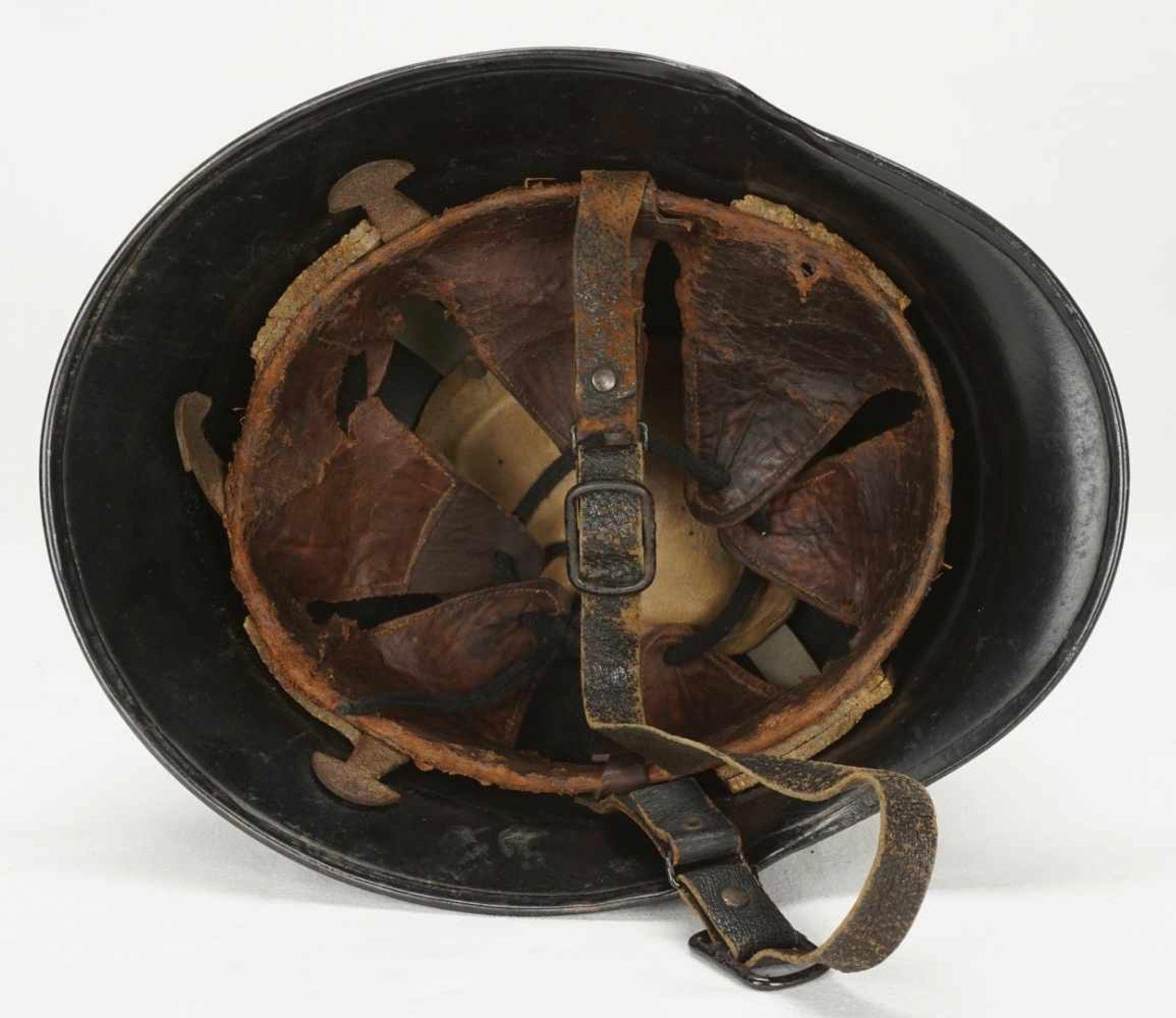 Konvolut von drei Helmen - Bild 7 aus 7
