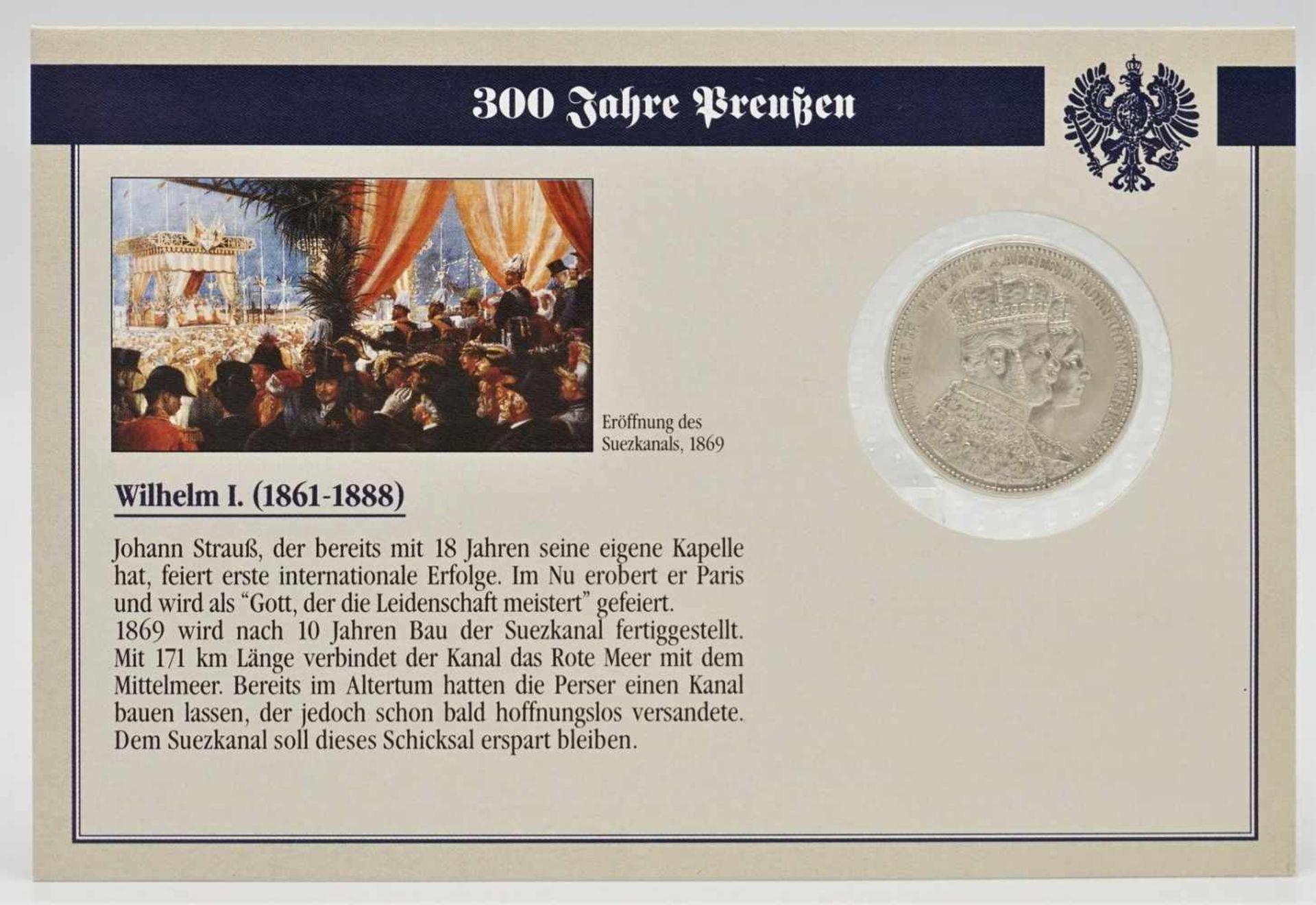 """Album """"300 Jahre Preußen"""" mit 32 Münzen - Bild 6 aus 6"""