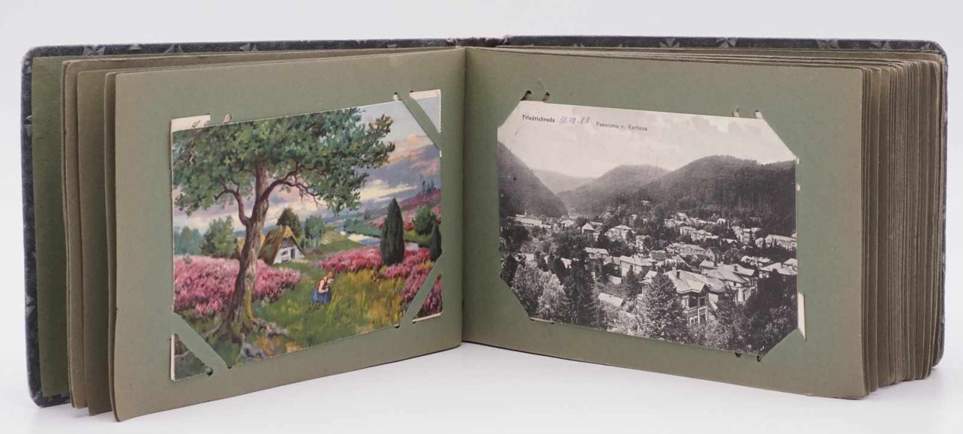 100 Ansichtskarten / Postkarten Deutschland - Bild 4 aus 4