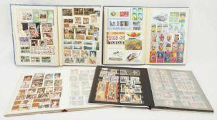 Ca. 3150 Briefmarken und Blocks aus aller Welt