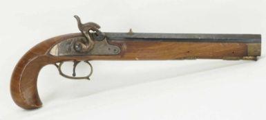 Perkussionspistole Kentucky, 2. Hälfte 20. Jh.