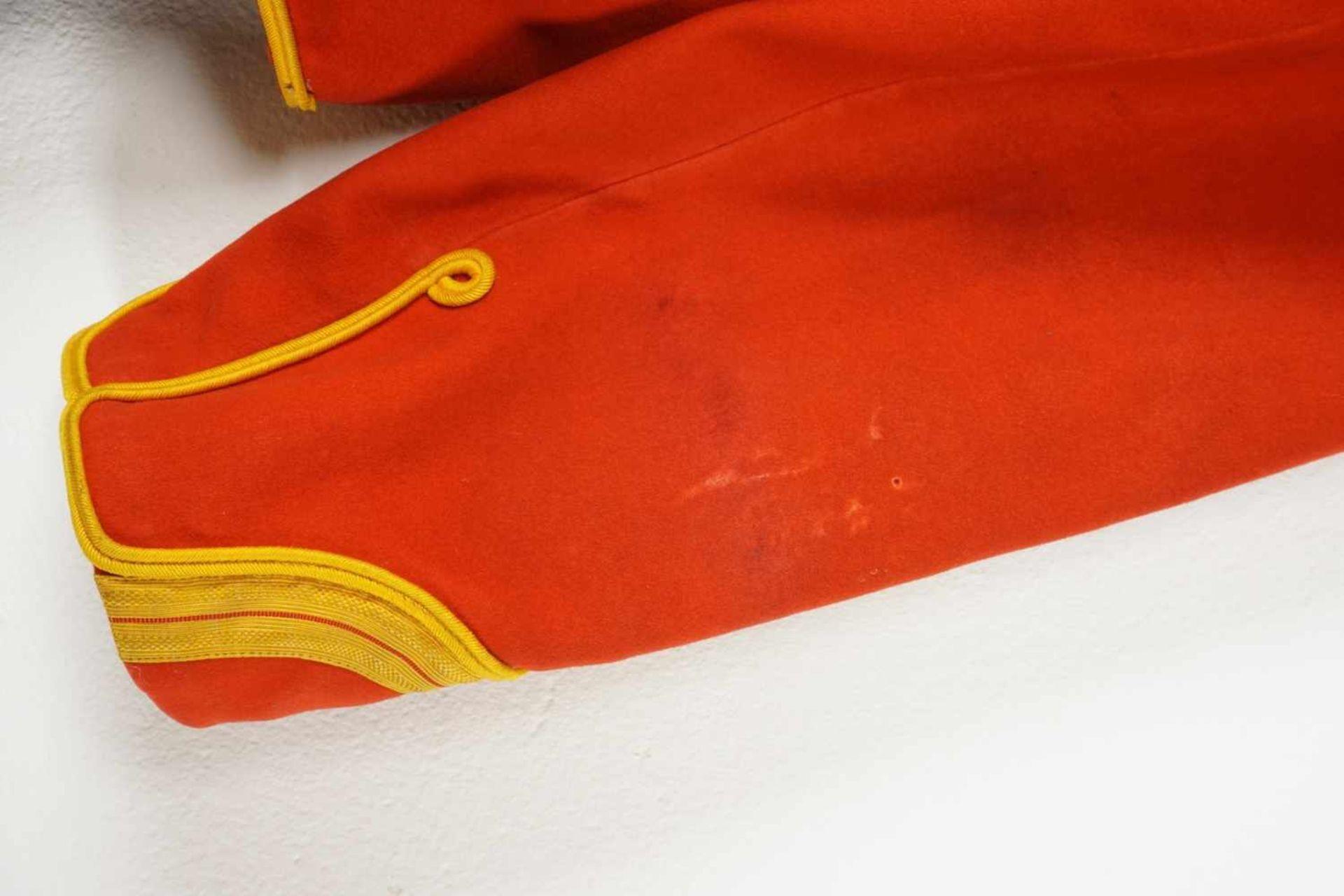 Uniform des Leib-Garde-Husaren-Regiments Potsdam, um 1900 - Bild 5 aus 9