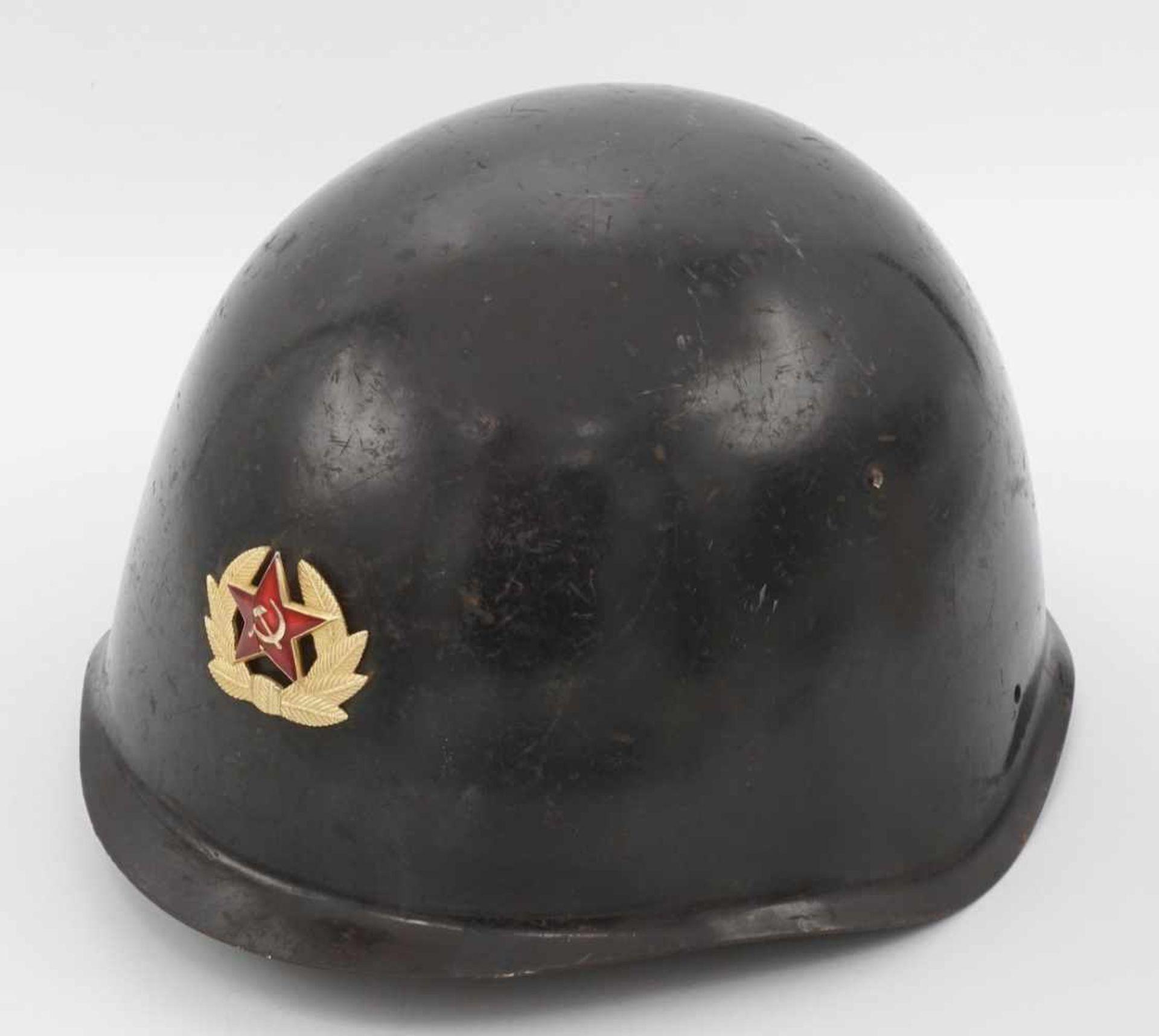 Konvolut von drei Helmen - Bild 6 aus 7
