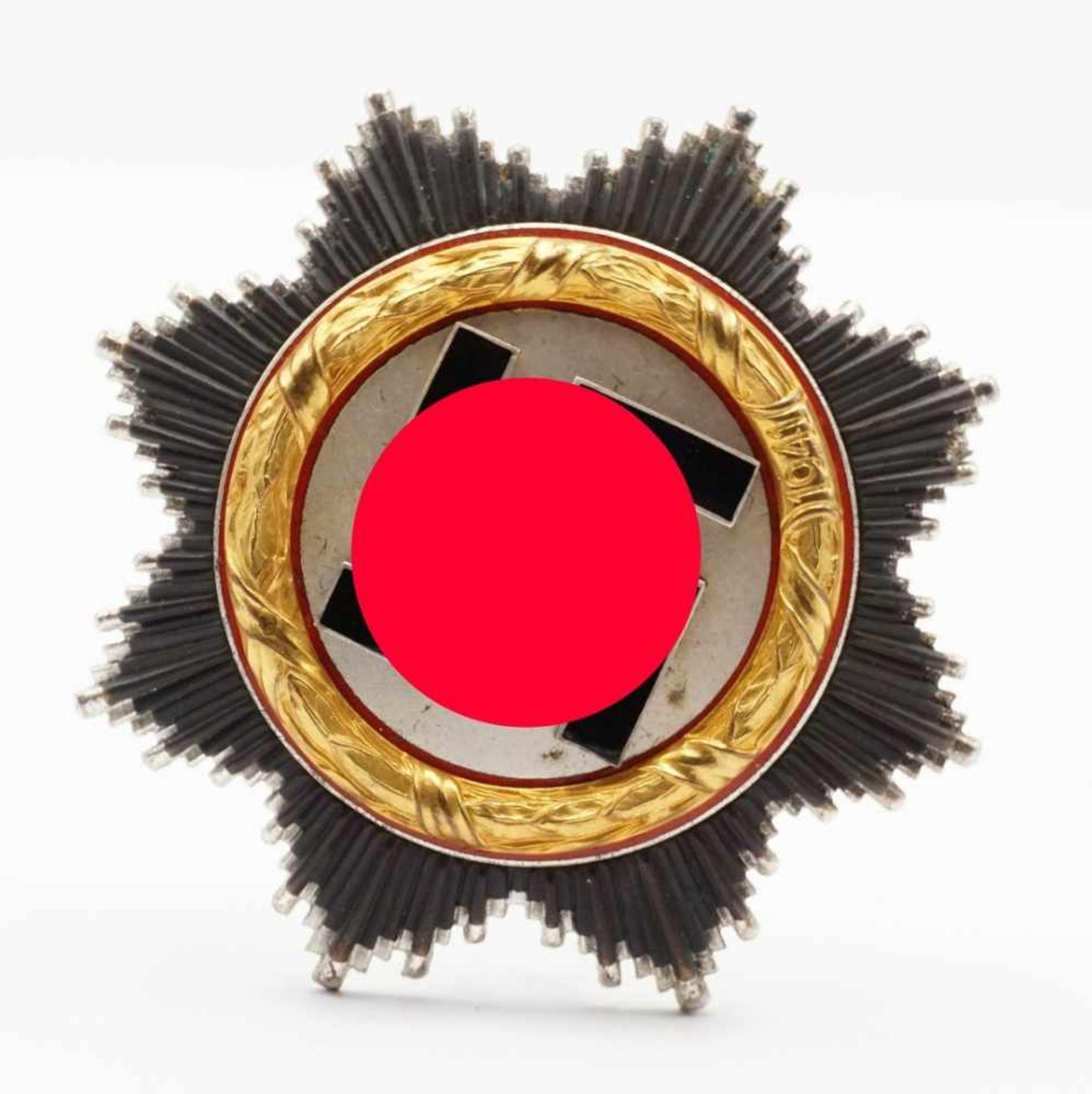Deutsches Kreuz in Gold mit Etui - Bild 2 aus 5
