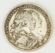 Heiratsmedaille von 1765