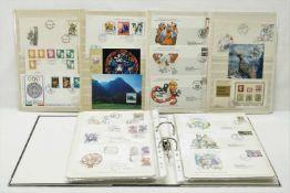 108 Ersttagsbriefe (FDCs)