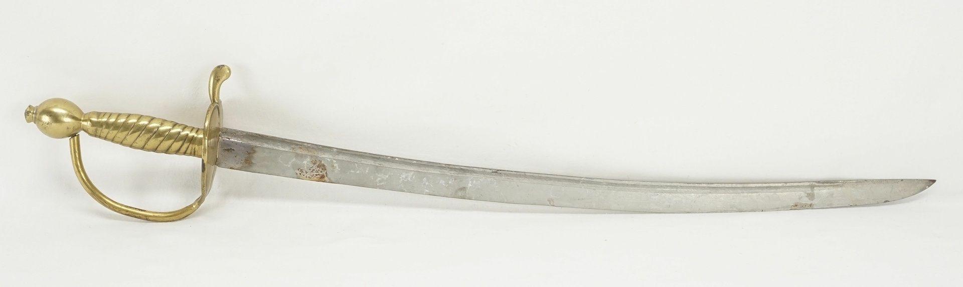 Löwenkopfsäbel um 1870 und Infanterie Säbel um 1800 - Bild 8 aus 8