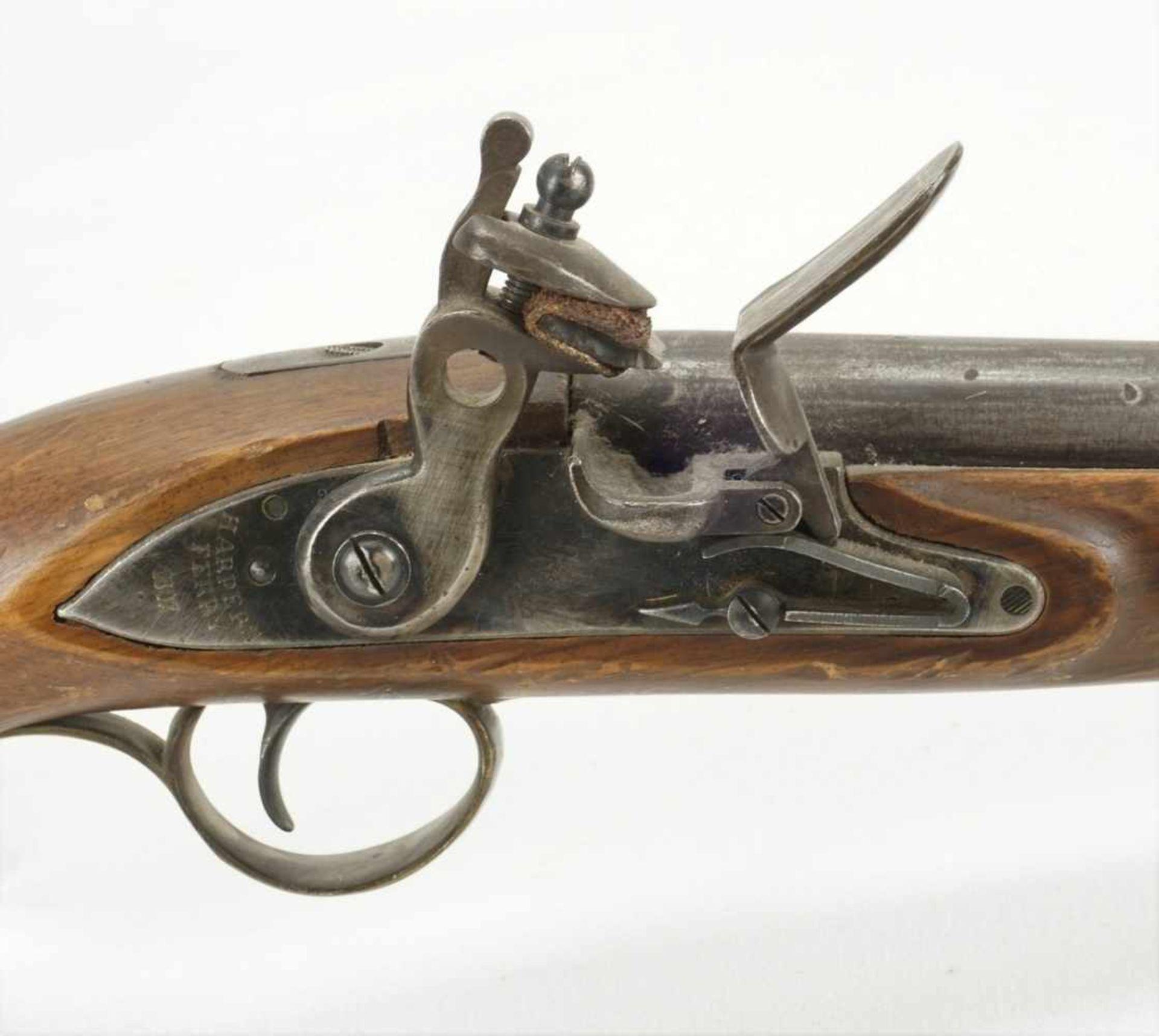 Steinschlosspistole Harpers Ferry M 1807 - Bild 3 aus 5