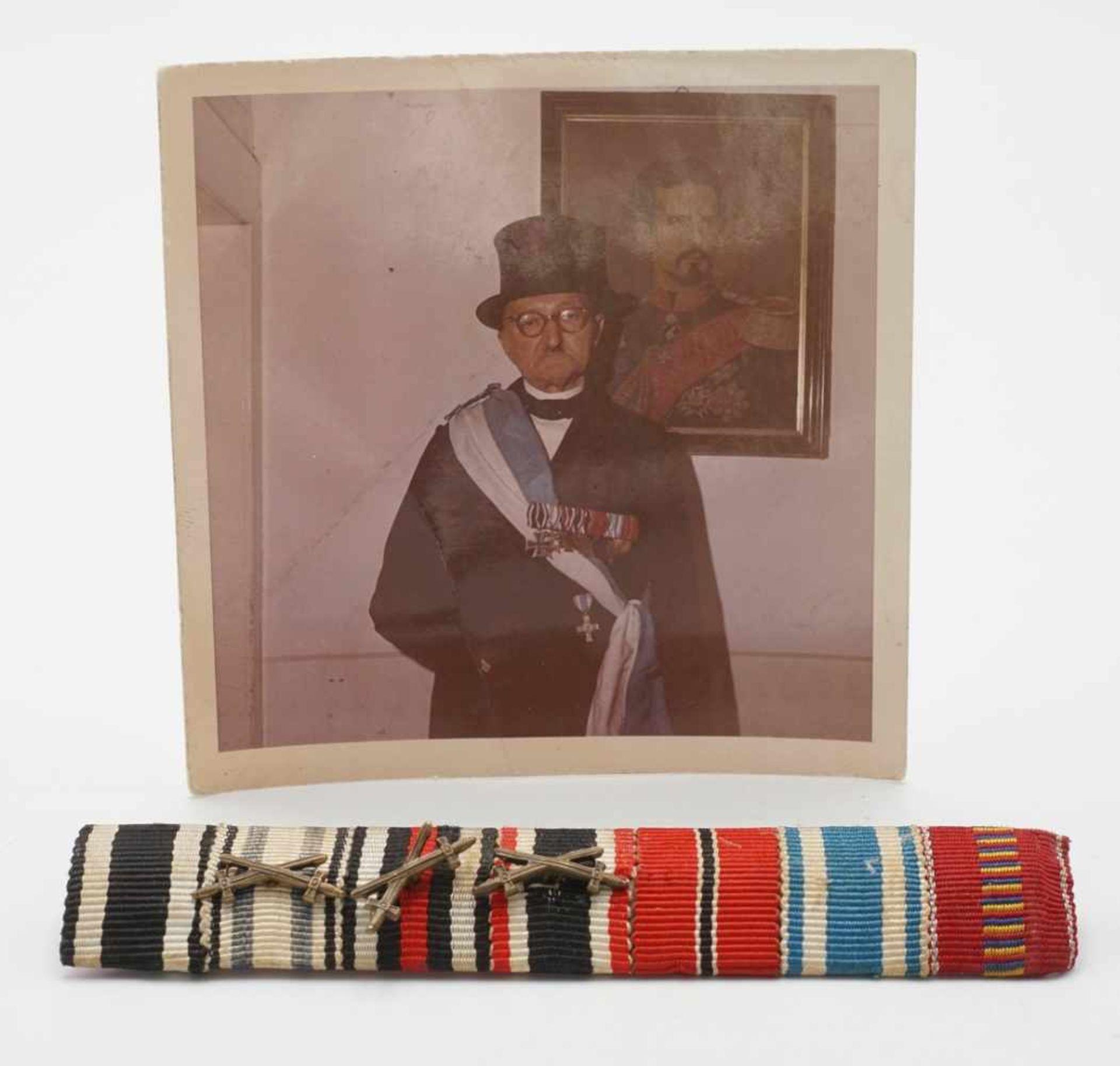 Kleines bayrisches Konvolut aus der Zeit des 1. Weltkriegs - Bild 2 aus 7