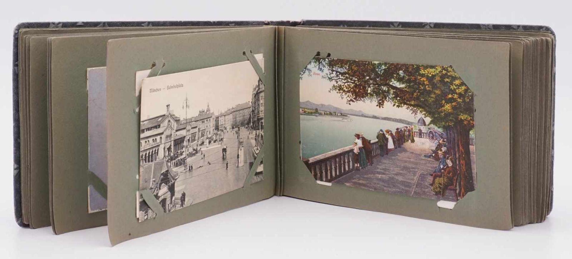 100 Ansichtskarten / Postkarten Deutschland - Bild 2 aus 4