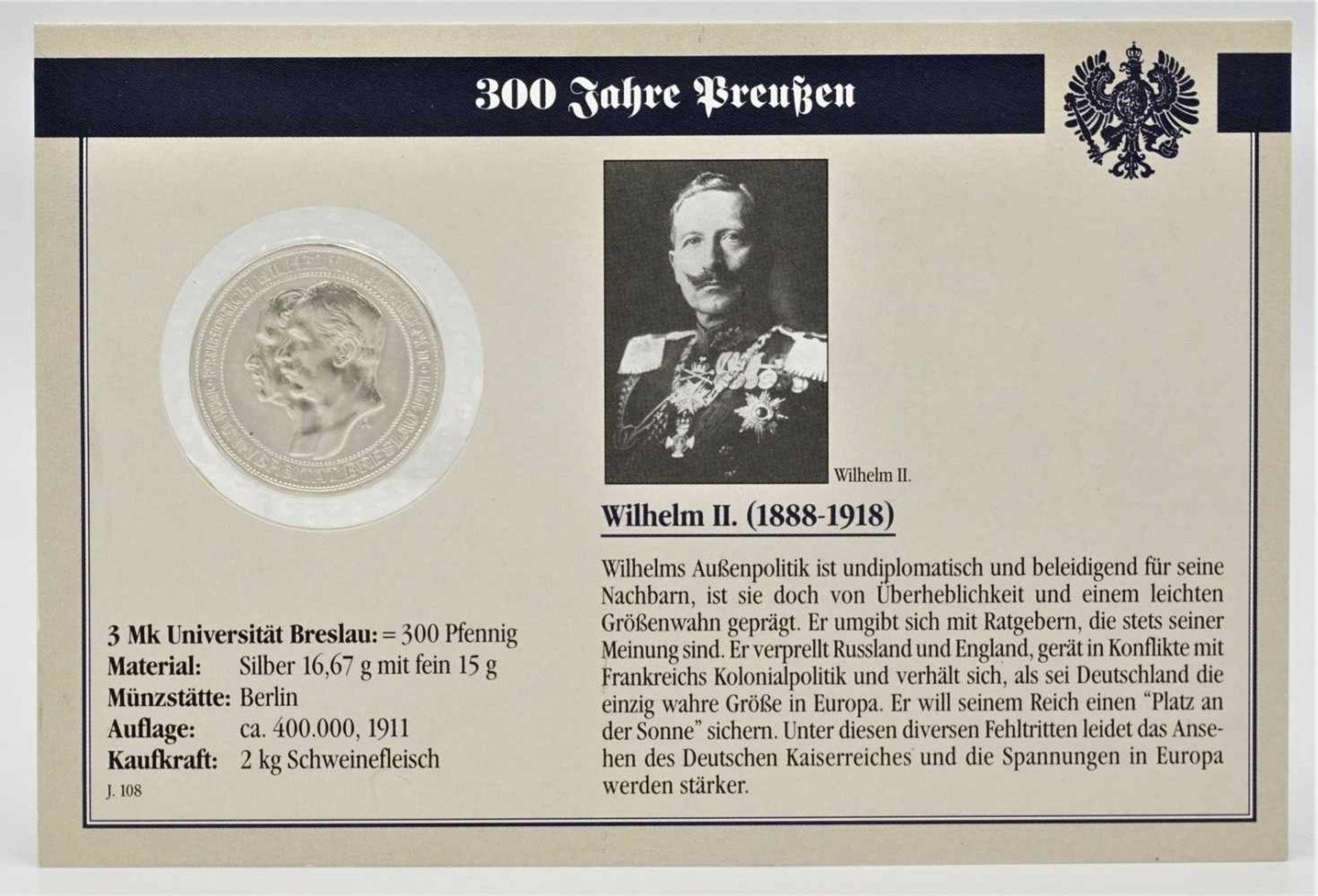 """Album """"300 Jahre Preußen"""" mit 32 Münzen - Bild 5 aus 6"""