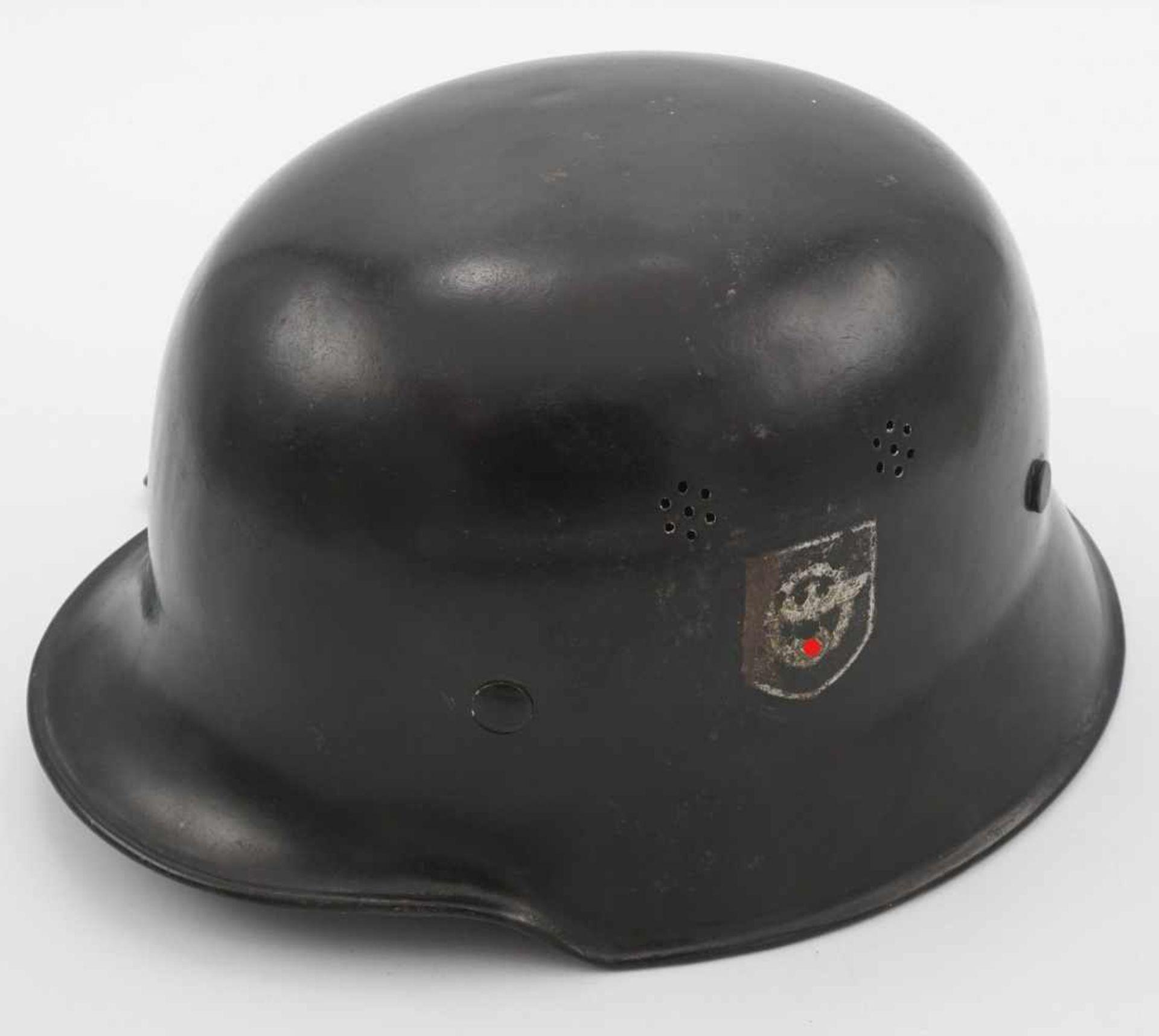 Konvolut von drei Helmen - Bild 2 aus 7