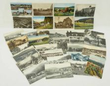 33 Historische Postkarten Braunlage