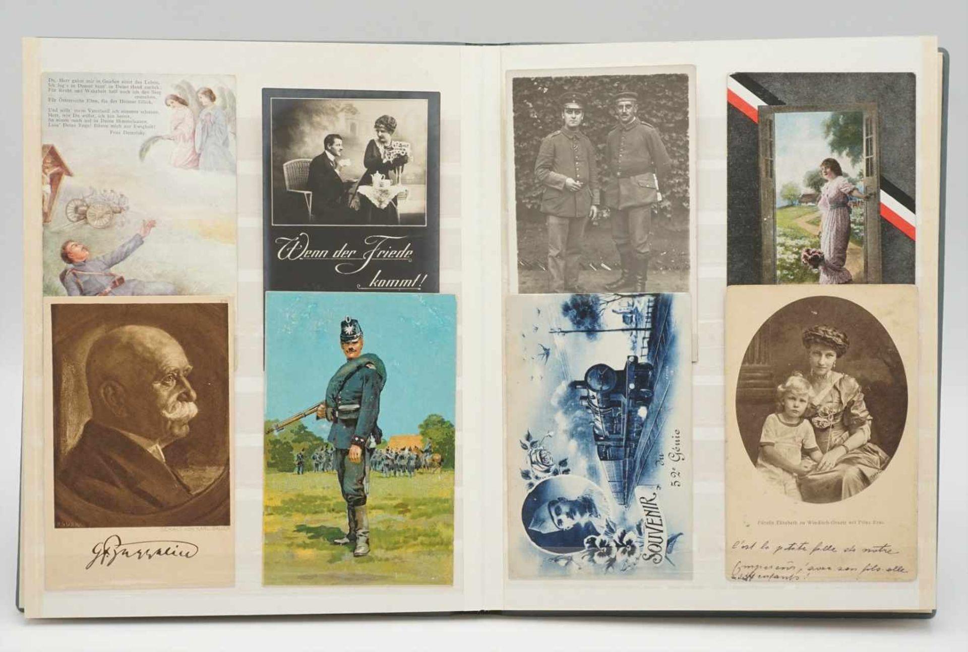 64 Ansichtskarten / Postkarten - Bild 3 aus 3