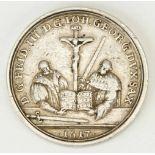 Jubiläumsmedaille zur Reformation 1617-1717