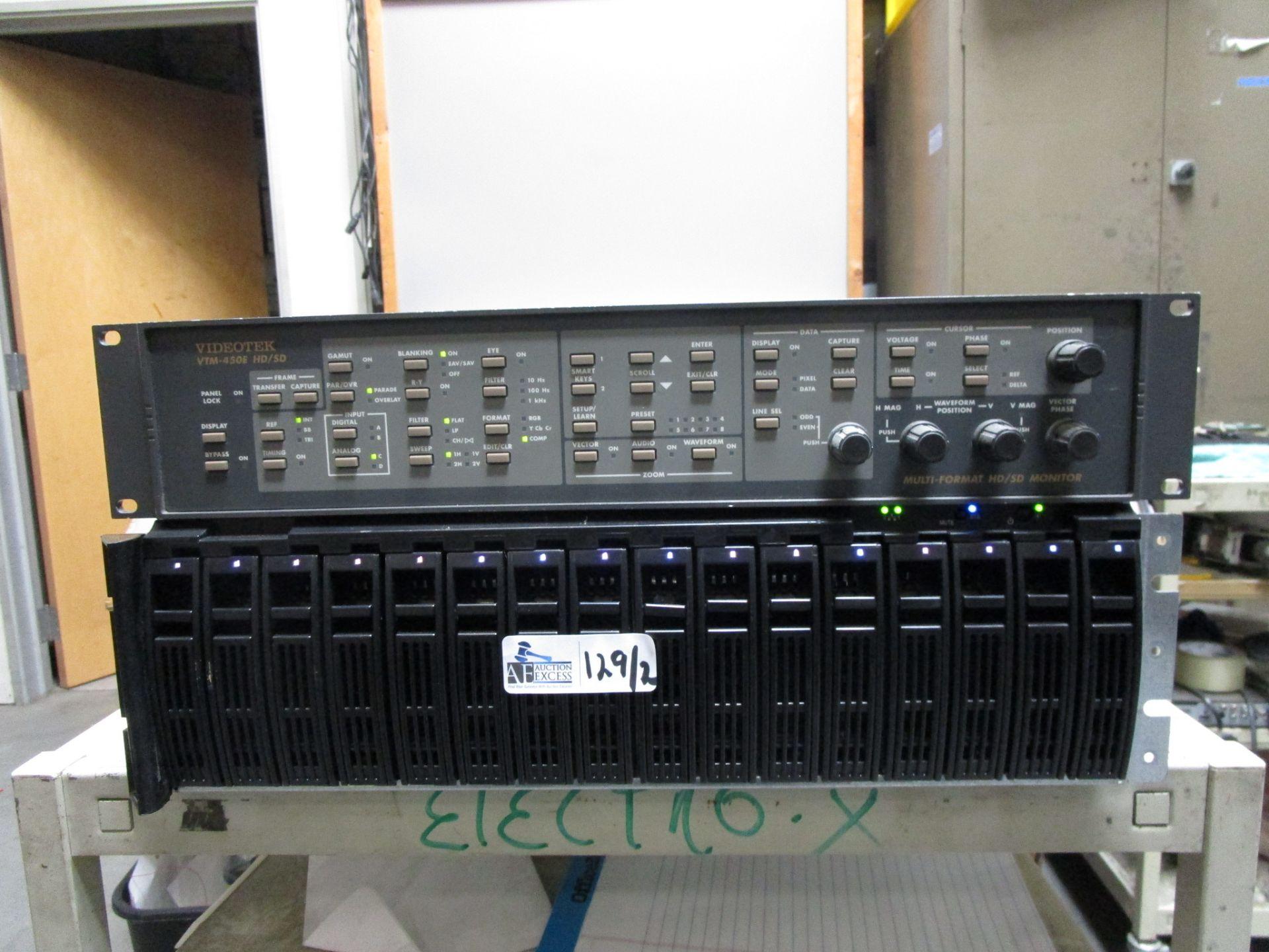 Lot 129 - LOT OF 2 ELECTRONICS