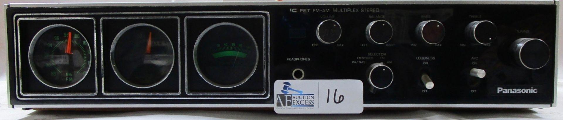 Lot 16 - PANASONIC RE-7680