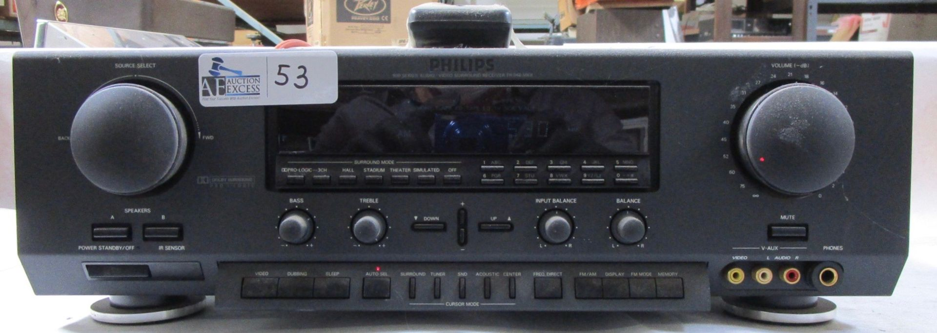 Lot 53 - PHILIPS FR9401-IPO1