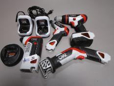 BOX BLACK & DECKER POWER TOOLS