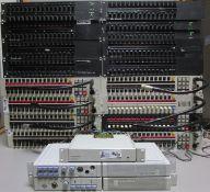 LOT OF 21 RTS/TELEX ELECTRONICS