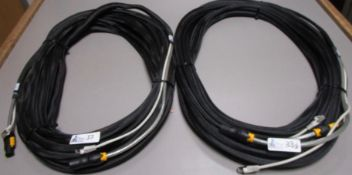 2 ROLLS POWER REMOTE CABLES