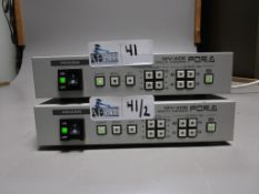 LOT OF 2 FOR.A MV-40E