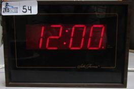 SETH THOMAS 2616 DIGITAL CLOCK
