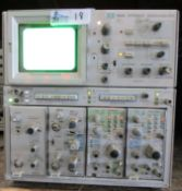 TEKTRONIX 7834 O SCOPE