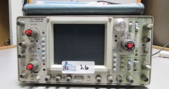 TEKTRONIX 465B O SCOPE