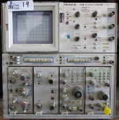 TEKTRONIX 7104 O SCOPE