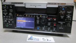 SONY HVR-M25AU