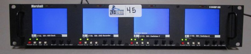 MARSHALL V-R44DP-SDI MONITOR