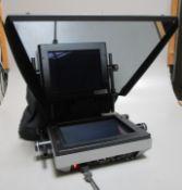 RICHARDSON ELECTRONICS CANVYS LK-HB-T012-AC TELEPROMPTER