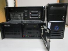 LOT OF 3 COMPUTERS