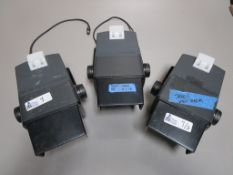 LOT OF 3 SONY DXF-51 VIEWFINDERS