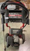 HONDA EXCELL PRESSURE WASHER EC2600 5 HP-GC160 2.5 GPM