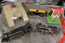 BOX TRAINS AND ACCESSORIES