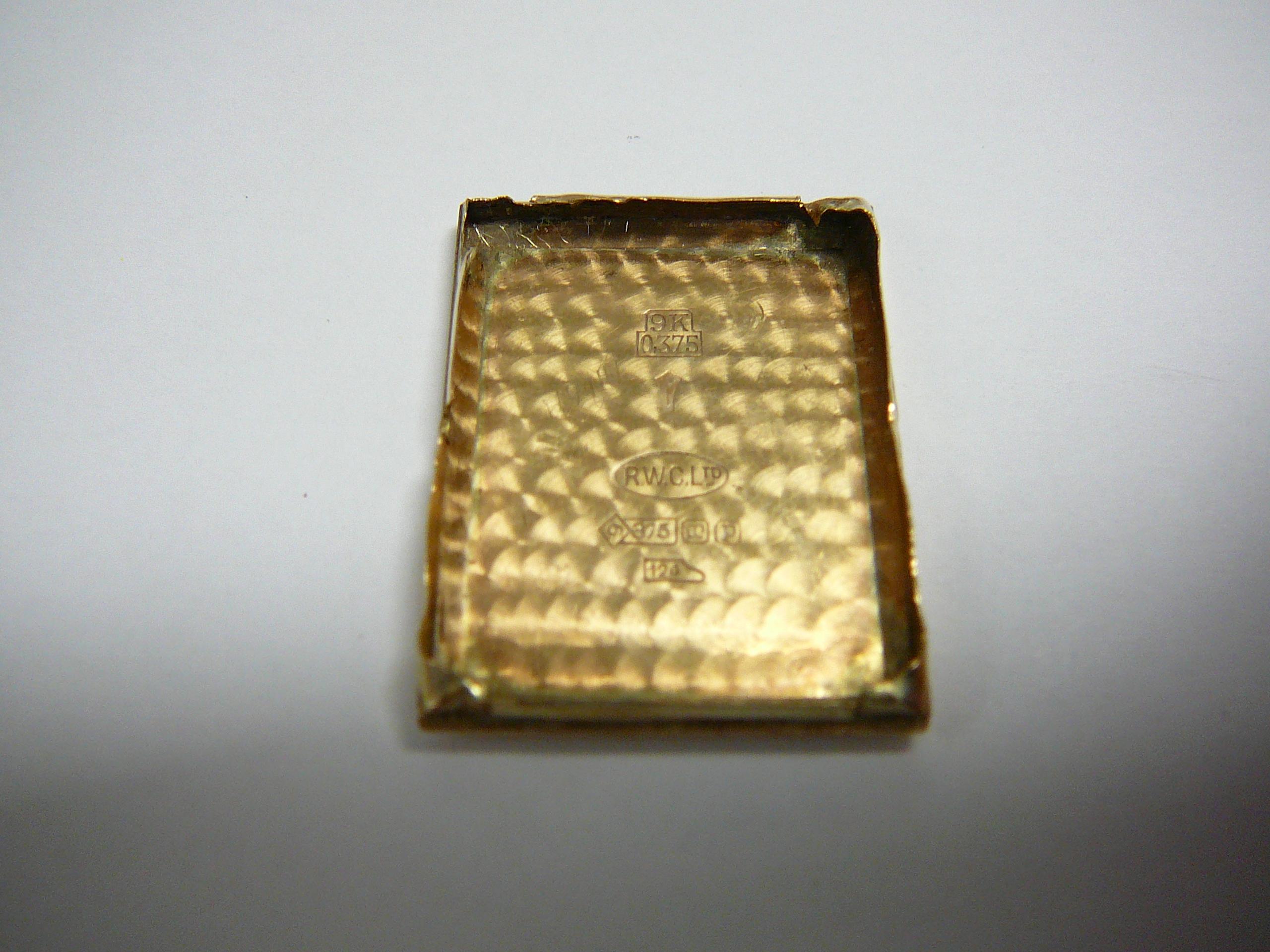 Lot 20 - Gents vintage gold Rolex wrist watch