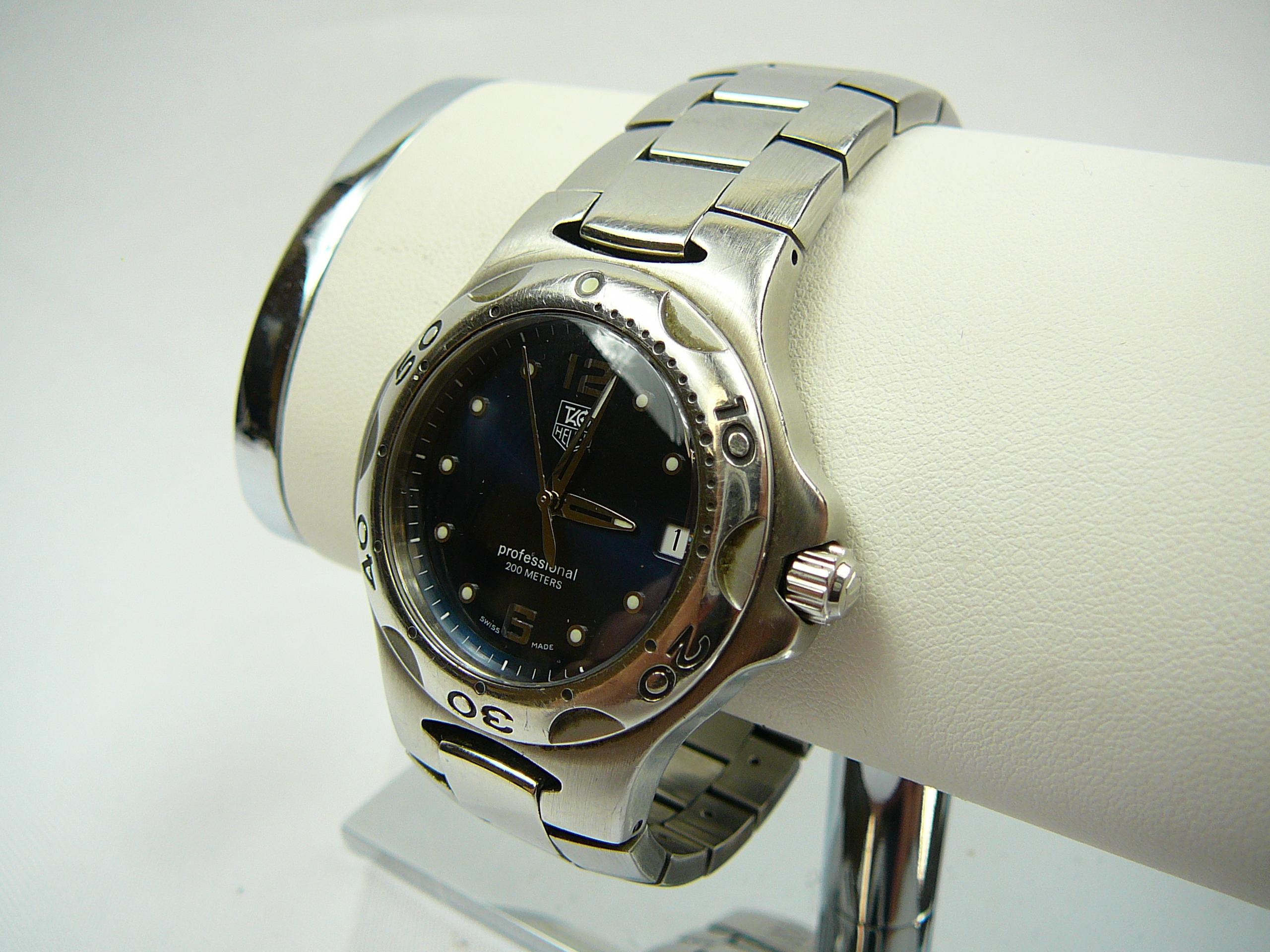 Lot 5 - Gents Tag Heuer wrist watch