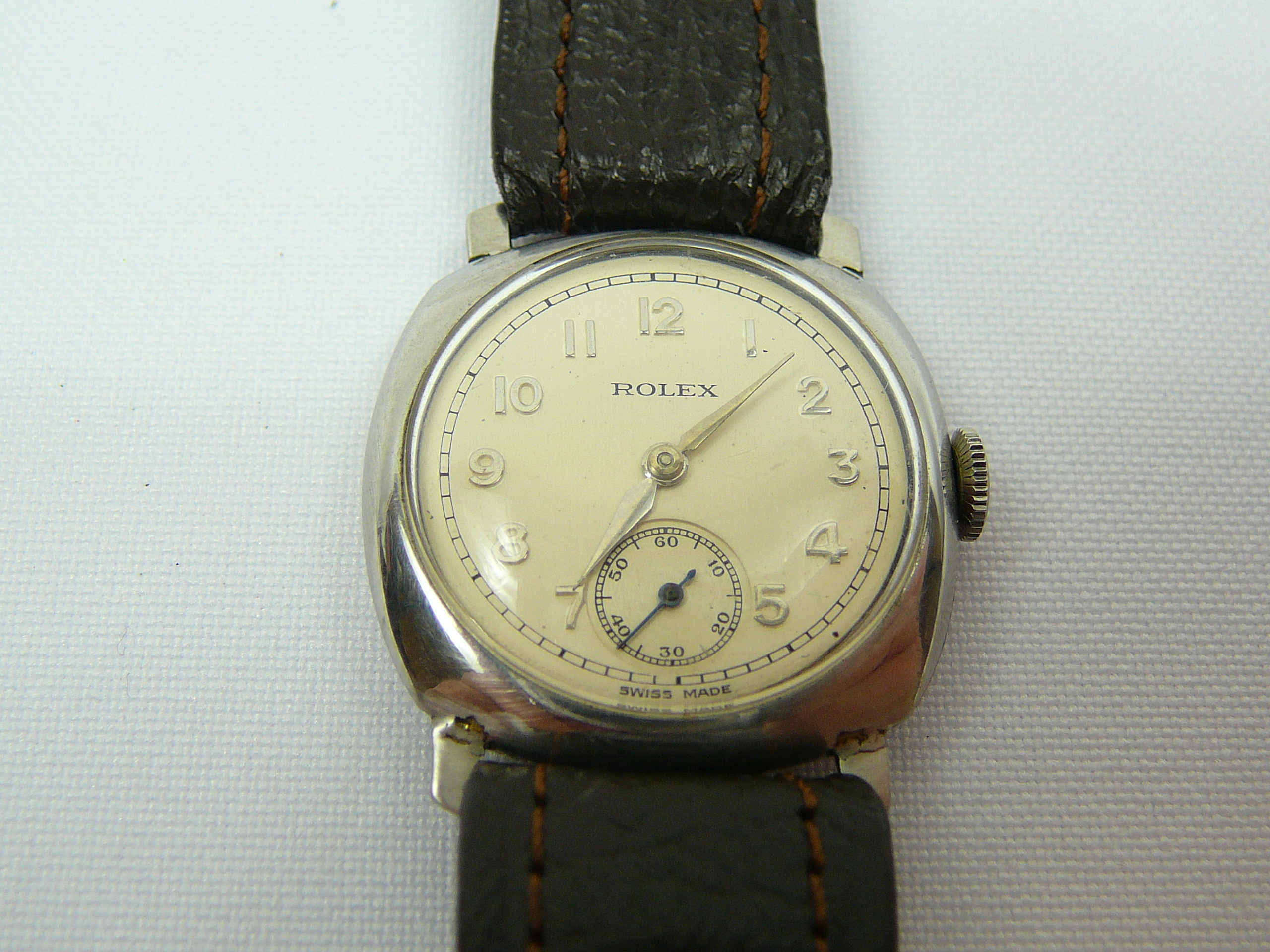 Lot 6 - Gents vintage Rolex wrist watch