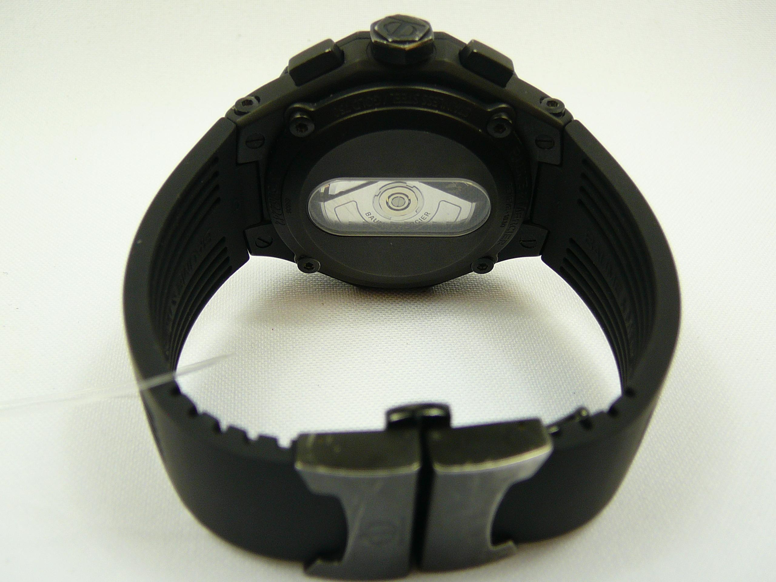 Lot 19 - Gents Baume & Mercier wrist watch