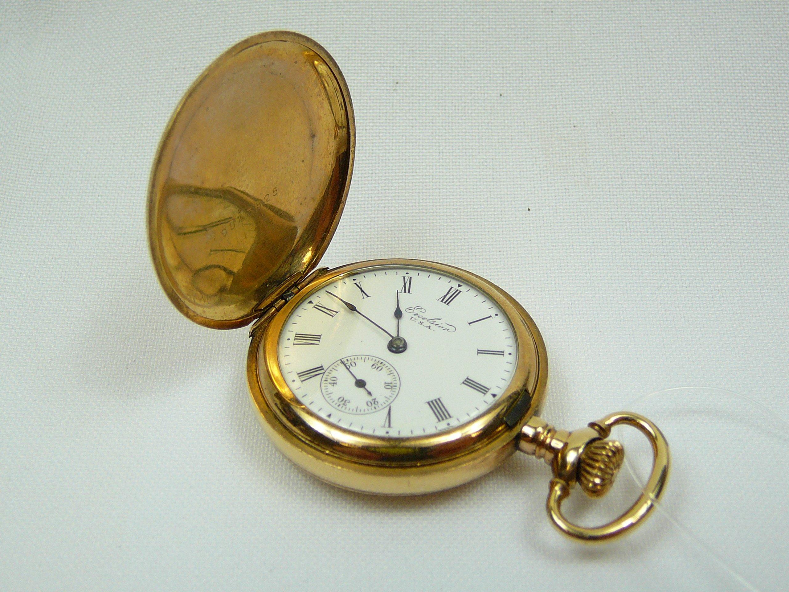 Lot 10 - Ladies fob watch