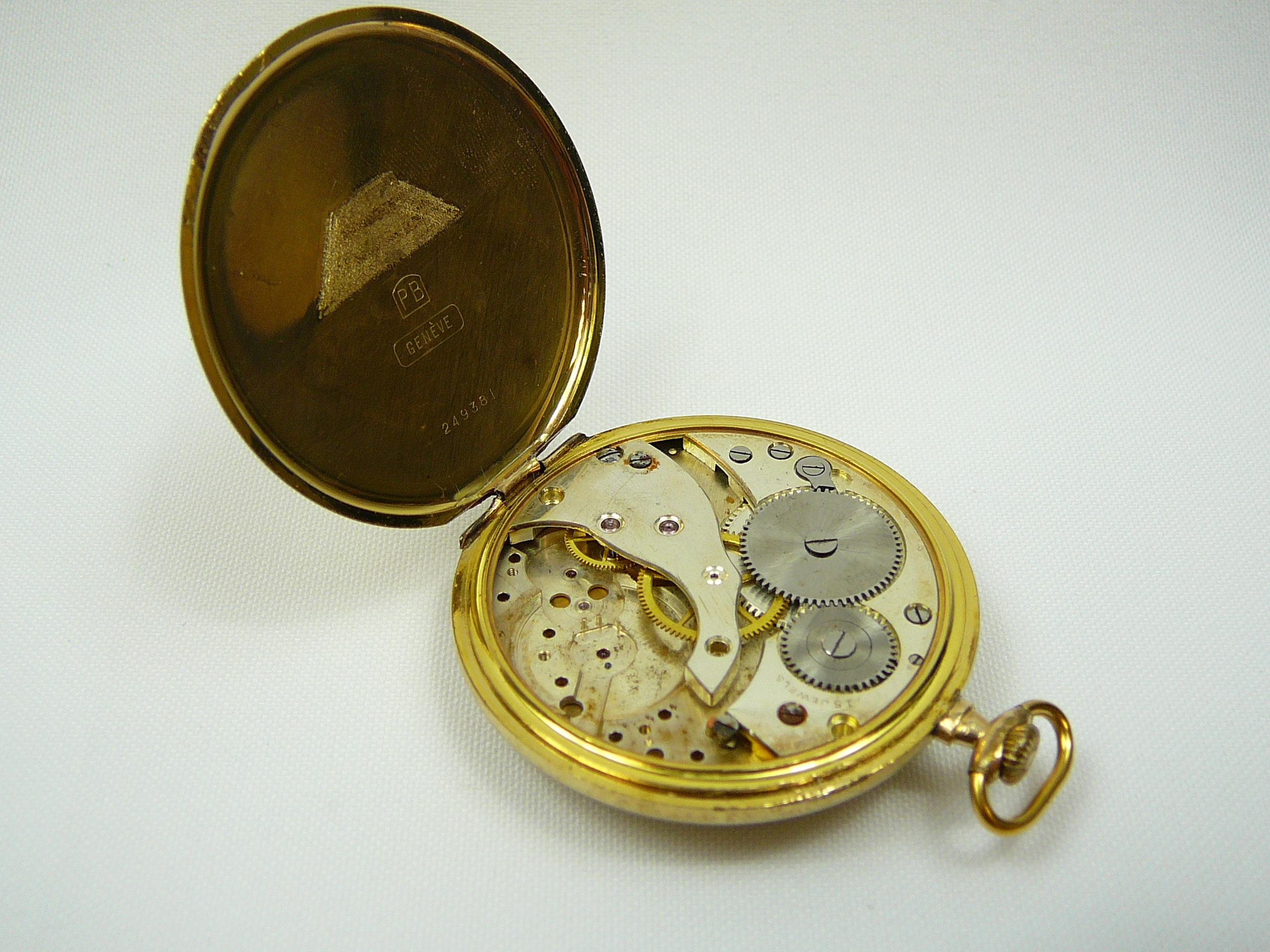 Lot 20 - Gents Pocket Watch