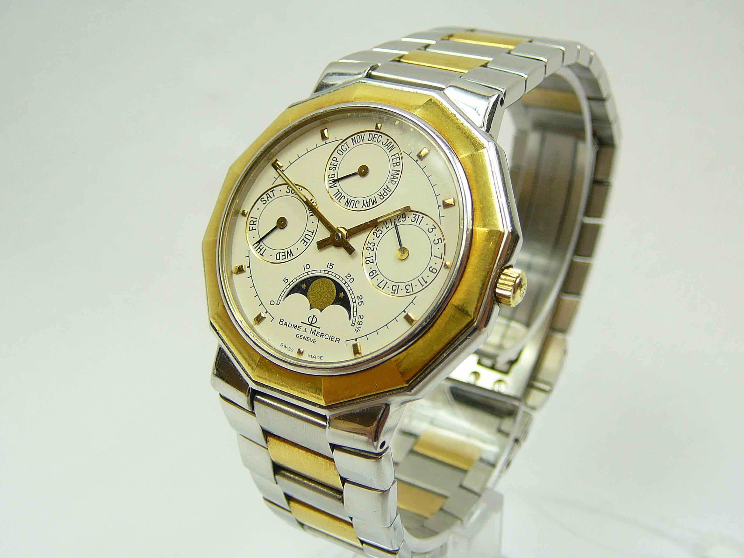 Lot 17 - Gents Bauer & Mercier Wrist Watch