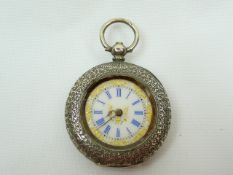 Ladies Antique Fob Watch