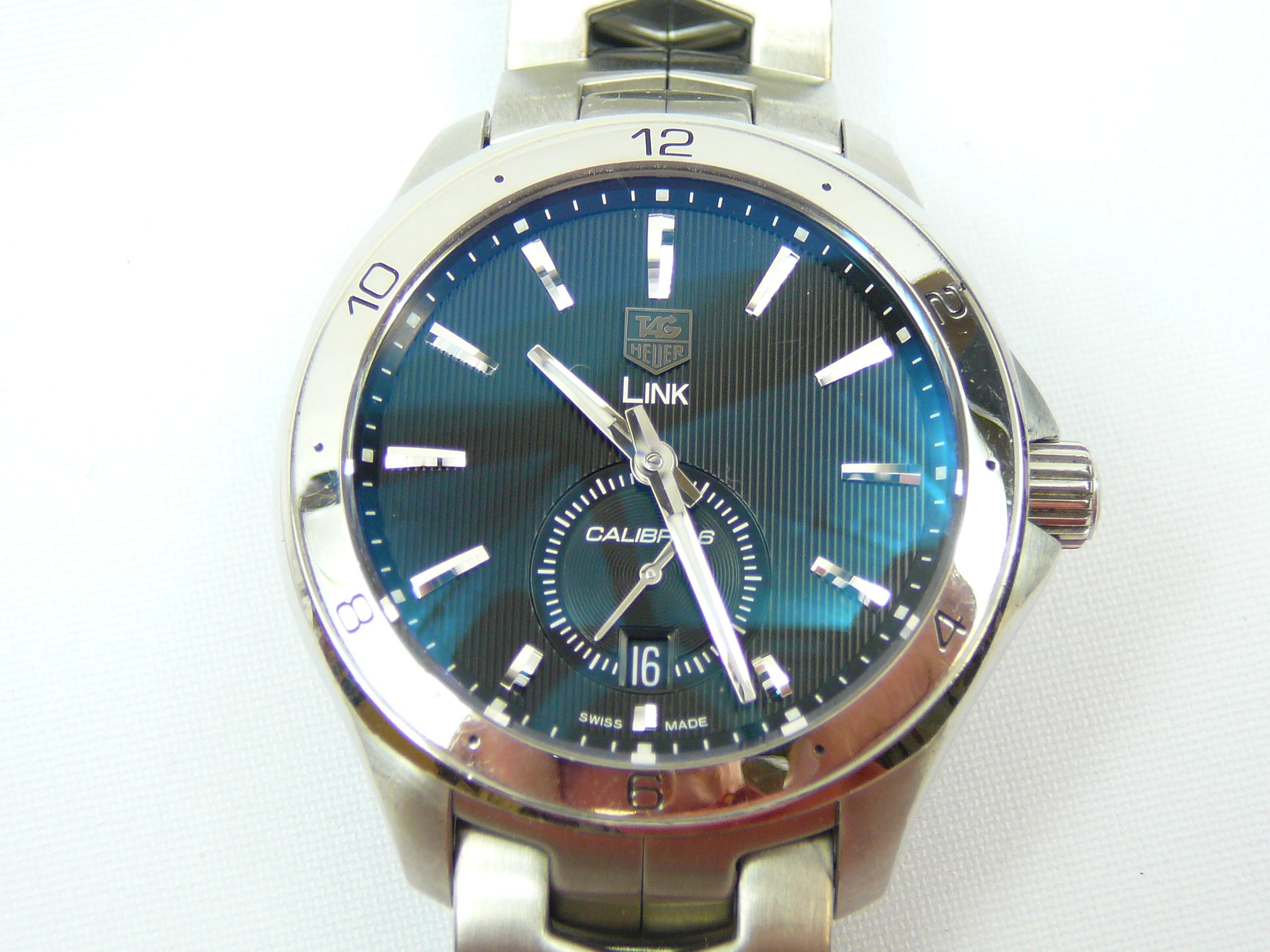 TAG Heuer Wrist Watch - Image 3 of 6