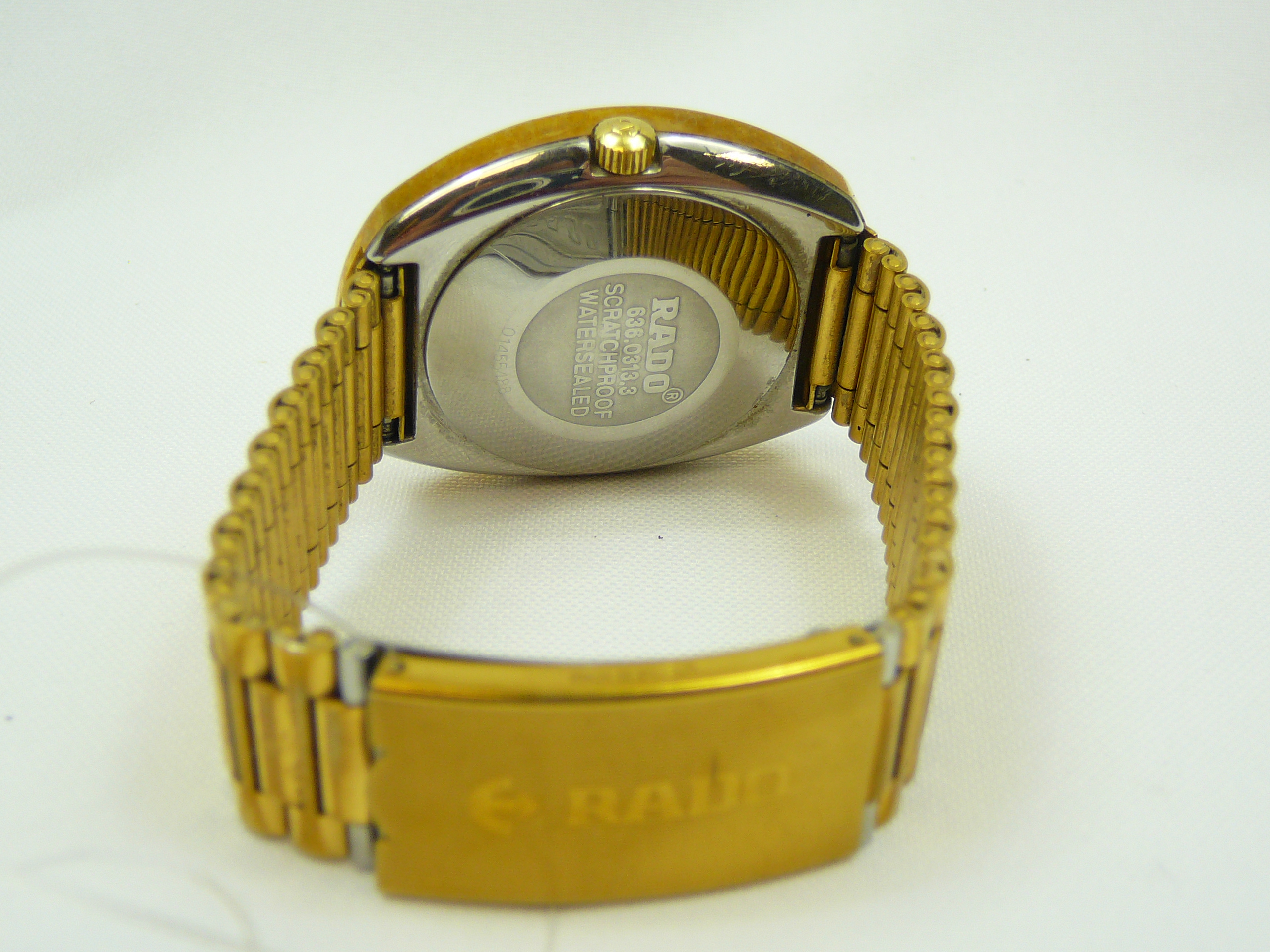 Gents Rado Wrist Watch - Image 3 of 3