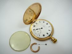 Gents Pocket Watch Parts