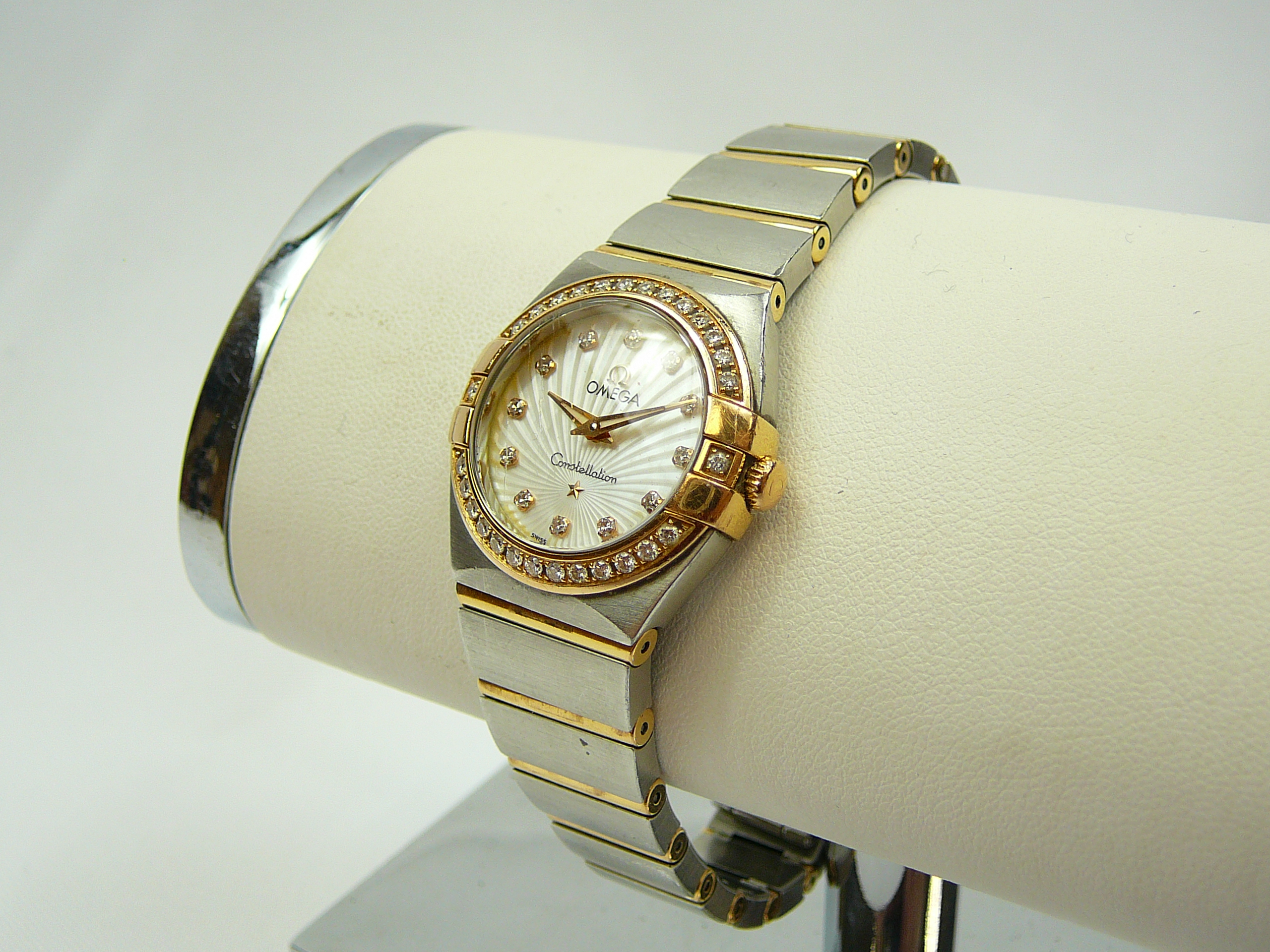 Ladies Omega Wrist Watch - Image 2 of 3