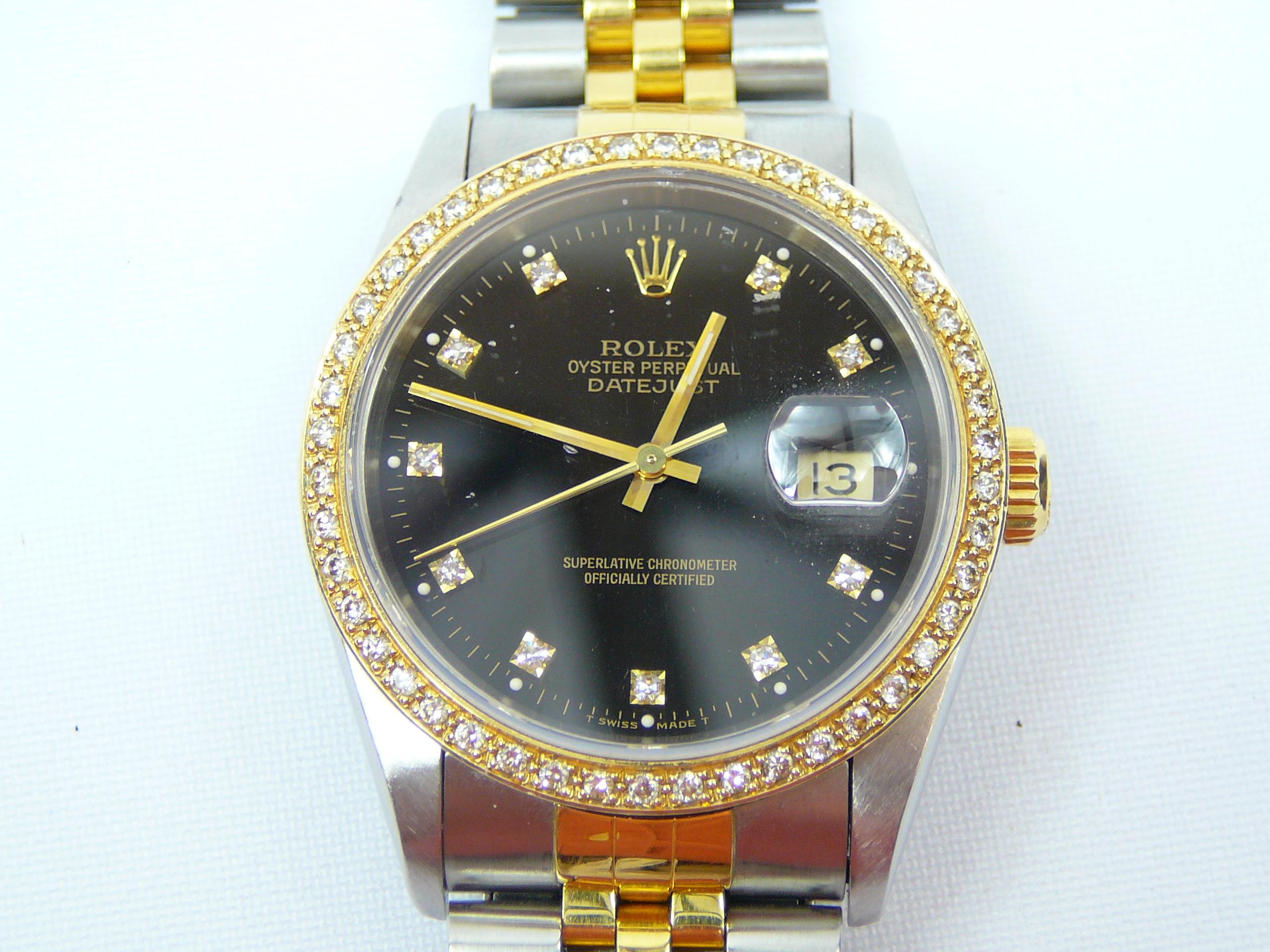 Gents Rolex Wrist Watch - Image 3 of 7